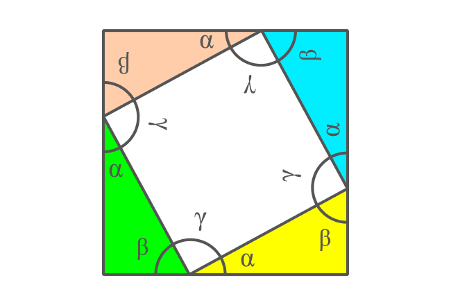 angle of quadrilateral
