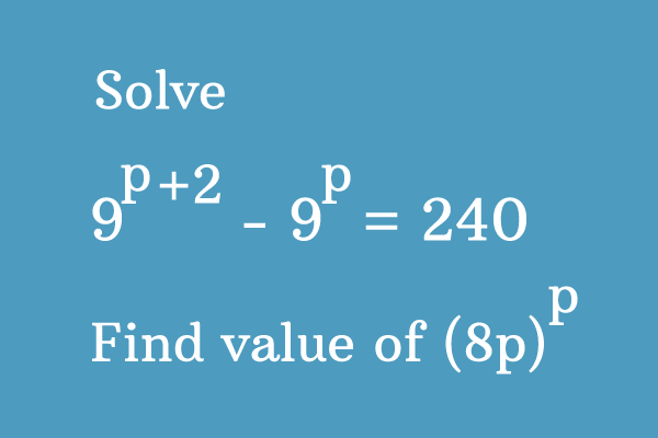maths problem solution