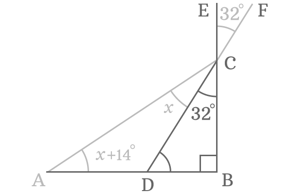 finding third angle of the triangle