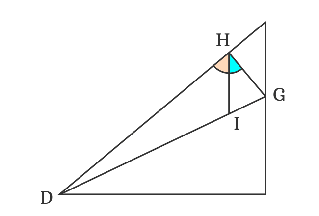 finding unknown angle from right angle for sin(a-b) identity