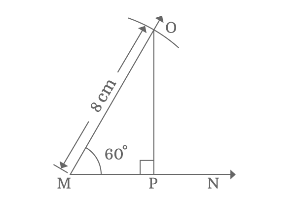 property of sides of triangle when angle is 60 degrees for sine 60 degrees