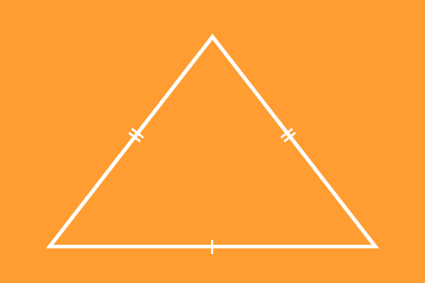 define isosceles triangle - photo #36