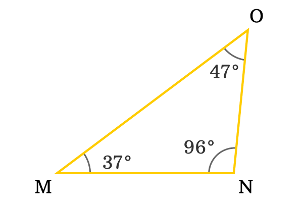 Obtuse Triangle Geometry Definition