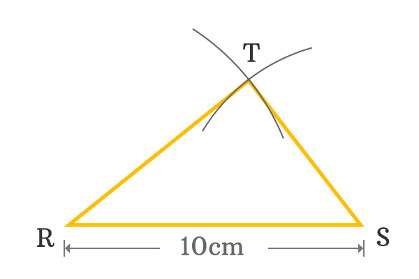 construction of scalene triangle