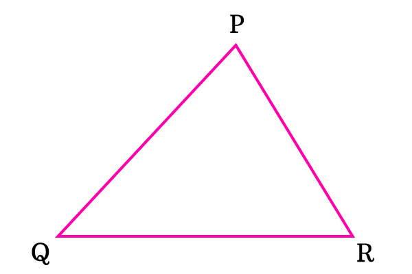 Vertices Of The Triangle
