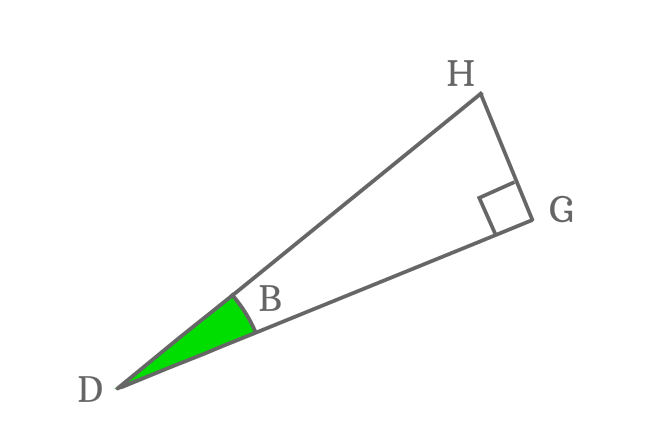 angle b triangle to derive cos(a+b) formula