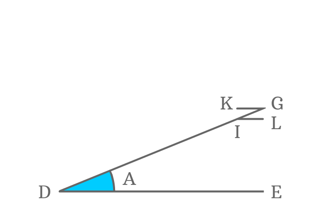 interior alternate angles for cos(a+b) rule