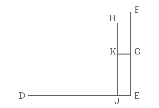 formation of rectangle for cos(a+b) formula derivation
